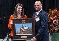Cortney Cowley<br /> CASNR Alumni Early Achievement Award