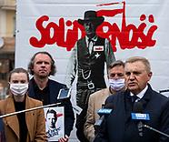 Początek kampanii Rafała Trzaskowskiego na Podlasiu