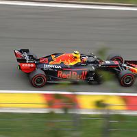 28.08.2020, Circuit de Spa-Francorchamps, Spa-Franchorchamps, FORMULA 1 ROLEX BELGIAN GRAND PRIX 2020<br />  , im Bild<br /> Alexander Albon (GBR#23), Aston Martin Red Bull Racing<br /> <br /> Foto © nordphoto / Bratic