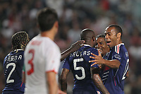 FOOTBALL - FRIENDLY GAME 2010 - TUNISIA v FRANCE - 30/05/2010 - PHOTO ERIC BRETAGNON / DPPI JOY FRANCE-