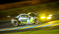 Qualifying Richie Stanaway (NZL) / Fernando Rees (BRA) / Jonny Adam (GBR) driving the LMGTE Pro Aston Martin Racing  Aston Martin Vantage GTE 24hr Le Mans 15th June 2016