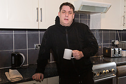Antony Zomparelli who bought his two bedroom Islington flat through Right-To-Buy in 2014 has now been asked to pay more than twice the price after the council mistakenly sold it to him as a one bedroom flat, a small 8ft x 8ft box room being considered a second bedroom. London, February 04 2019.