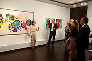 Galen and Hilary Weston host the opening of Beatriz Milhazes Screenprints. Curated by Iwona Blazwick. The Gallery, Windsor, Vero Beach, Florida. Miami Art Basel 2011BEATRIZ MILHAZES, Galen and Hilary Weston host the opening of Beatriz Milhazes Screenprints. Curated by Iwona Blazwick. The Gallery, Windsor, Vero Beach, Florida. Miami Art Basel 2011