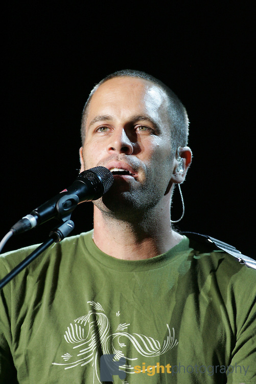 Jack Johnson performs on the third day of the 2008 Bonnaroo Music & Arts Festival on June 14, 2008 in Manchester, Tennessee. The four-day music festival features a variety of musical acts, arts and comedians..Photo by Bryan Rinnert