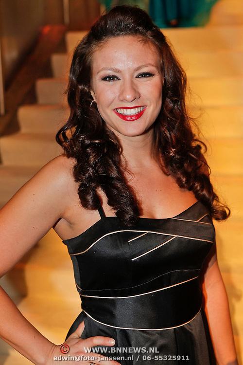 NLD/Amsterdam/20101209 - VIP avond Miljonairfair 2010, Jessica Mendels