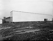 31/03/1960<br /> 03/31/1960<br /> 31 March 1960<br /> Progress pictures of new building for Volkswagen Distributors Ltd. at the Long Mile Road, Dublin.