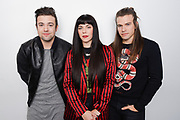 Portrait of The Band Perry taken on-location at SiriusXM Studios, NYC on March 8, 2017. © Matthew Eisman/ Getty Images. All Rights Reserved