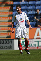 Photo: Pete Lorence.<br />Leicester City v Portsmouth. Pre Season Friendly. 04/08/2007.<br />David Nugent during the match.