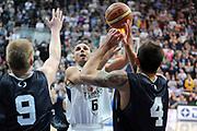 DESCRIZIONE : Bologna LNP DNB Adecco Silver GironeA 2013-14 Fortitudo Bologna Basket Cecina<br /> GIOCATORE : Caroldi Mattia <br /> SQUADRA : Fortitudo Bologna <br /> EVENTO : LNP DNB Adecco Silver GironeA 2013-14<br /> GARA :  Fortitudo Bologna Basket Cecina <br /> DATA : 05/01/2014<br /> CATEGORIA : Tiro<br /> SPORT : Pallacanestro<br /> AUTORE : Agenzia Ciamillo-Castoria/A.Giberti<br /> Galleria : LNP DNB Adecco Silver GironeA 2013-14<br /> Fotonotizia : Bologna LNP DNB Adecco Silver GironeA 2013-14 Fortitudo Bologna Basket Cecina<br /> Predefinita :