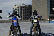 Urban dual sport riding in OKC