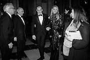 RUPERT FRIEND; AIMEE MULLINS, Alexander McQueen: Savage Beauty Gala, Victoria and Albert Museum, and A. 12th March 2015