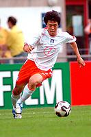 Fotball <br /> FIFA World Youth Championships 2005<br /> Nederland / Holland<br /> Foto: ProShots/Digitalsport<br /> <br /> nigeria - sør-korea, emmen, 15-06-2005<br /> <br /> seung min baek van korea