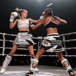 Dakota Ditcheva vs Georgina Van Der Linden
