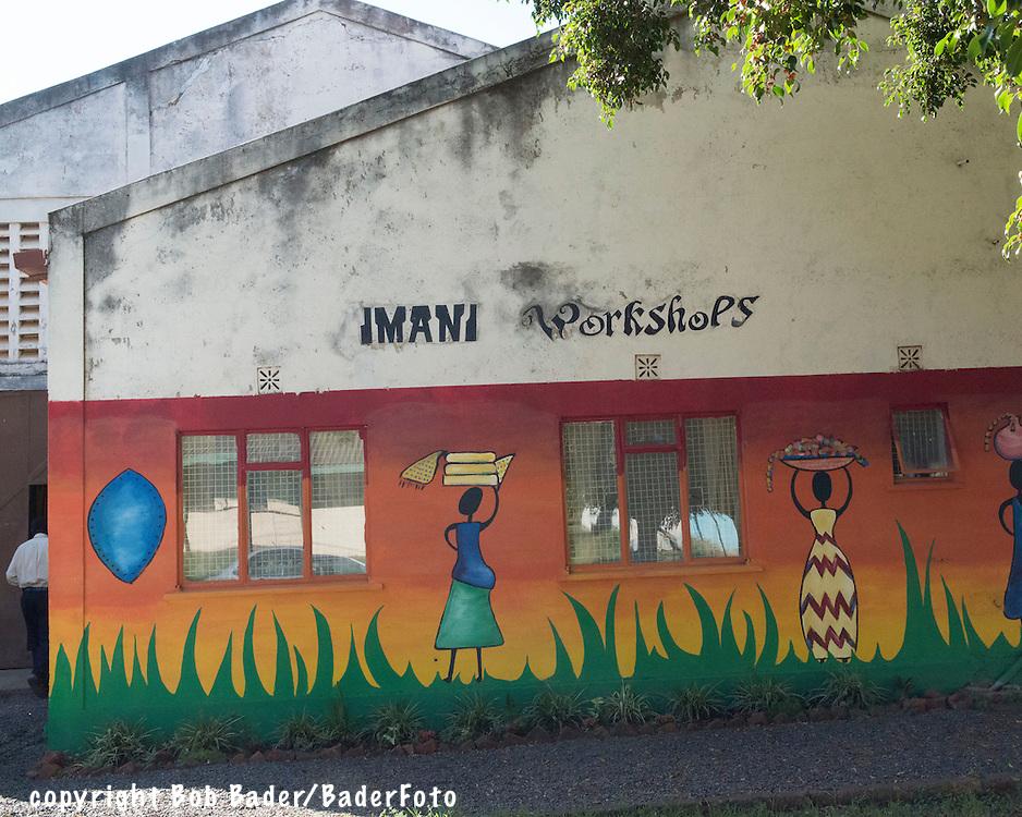AMPATH's Imani Workshop in Eldoret, Kenya