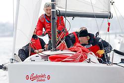 , Kiel - Maior 28.04. - 01.05.2018, J 70 -  - GER 565 - Ronald ROOS - Segler-Vereinigung Wuppertal e. V. Sabine Isringhaus