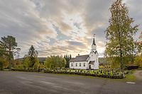 Trones kirke er en langkirke fra 1832 som ligger på Trones i Namsskogan kommune, Trøndelag fylke.