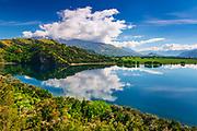 Glendhu Bay on Lake Wanaka, Otago, South Island, New Zealand