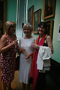 GAIA SERVARDO , Lady Rayne and Laura Barnett. Celebration of Lord Weidenfeld's 60 Years in Publishing hosted by Orion. the Weldon Galleries. National Portrait Gallery. London. 29 June 2005. ONE TIME USE ONLY - DO NOT ARCHIVE  © Copyright Photograph by Dafydd Jones 66 Stockwell Park Rd. London SW9 0DA Tel 020 7733 0108 www.dafjones.com