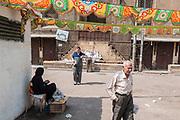 Cairo, Egypt, 2 aug 2018, Local newspaper store in cairo