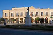National Tourism Parador hotel Ronda, Plaza de Espana, Malaga province, Spain