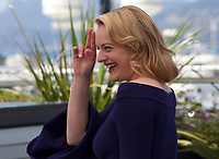 Elisabeth Moss at the Top Of The Lake: China Girl photo call at the 70th Cannes Film Festival Tuesday 23rd May 2017, Cannes, France. Photo credit: Doreen Kennedy