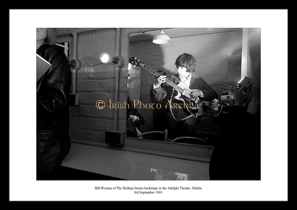 This great shot of Bill Wymen backstage at the Adelphi Theatre is the perfect gift for someone who is interested in the Rolling Stones. Irish Photo Archive has millions of Rolling Stones images in their photo gallery.