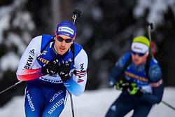 March 9, 2019 - –Stersund, Sweden - 190309 Martin Jäger of Switzerland competes in the Men's 10 KM sprint during the IBU World Championships Biathlon on March 9, 2019 in Östersund..Photo: Petter Arvidson / BILDBYRÃ…N / kod PA / 92252 (Credit Image: © Petter Arvidson/Bildbyran via ZUMA Press)