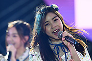 BURIRAM, THAILAND - OCTOBER 07: Tarwaan of BNK48 performing on the main stage after the MotoGP PTT Thailand Grand Prix 2018, Chang International Circuit, Buriram, Thailand on October 07, 2018. <br /> .<br /> .<br /> .<br /> (Photo by: Naratip Golf Srisupab/SEALs Sports Images)<br /> .<br /> Any image use must include a mandatory credit line adjacent to the content which should read: Naratip Golf Srisupab/SEALs Sports Images