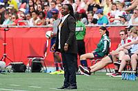 Fotball<br /> VM kvinner<br /> 07.06.2015<br /> Tyskland v Elfenbenskysten<br /> Foto: imago/Digitalsport<br /> NORWAY ONLY<br /> <br /> Clementine Toure (Trainerin, Coach, CIV)