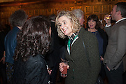 SINEAD CUSACK, The Almeida Theatre  celebrates Mike Attenborough's 11 brilliant years as Artistic Director. Middle Temple Hall,<br /> Middle Temple Lane, London, EC4Y 9AT