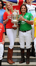 Jodie Kidd at Mint polo launch