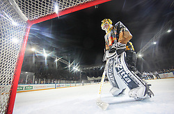 16.09.2012, Amphitheater, Pula, CRO, EBEL, Ice Fever, KHL Medvescak Zagreb vs UPC Vienna Capitals, 04. Runde, im Bild Fabian Weinhandl // during the Erste Bank Icehockey League 04th Round match betweeen KHL Medvescak Zagreb and UPC Vienna Capitals at the Amphitheater, Pula, Croatia on 2012/09/16. EXPA Pictures © 2012, PhotoCredit: EXPA/ Pixsell/ Zeljko Lukunic ***** ATTENTION - OUT OF CRO, SRB, MAZ, BIH and POL *****