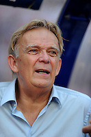 Football Fifa Brazil 2014 World Cup Matchs-Qualifier / Africa - Play-Off / <br /> Tunisia vs Cameroon 0-0  ( Olympic Stadium of Rades , Tunis-Rades , Tunisia ) <br /> Volker FINKE - Coach of Cameroon , during the match between Tunisia and Cameroon