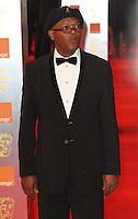 Samuel L. Jackson Orange British Academy Film Awards BAFTA, Royal Opera House, Covent Garden,London, UK, 13 February 2011: Contact: Ian@Piqtured.com +44(0)791 626 2580 (Picture by Richard Goldschmidt)