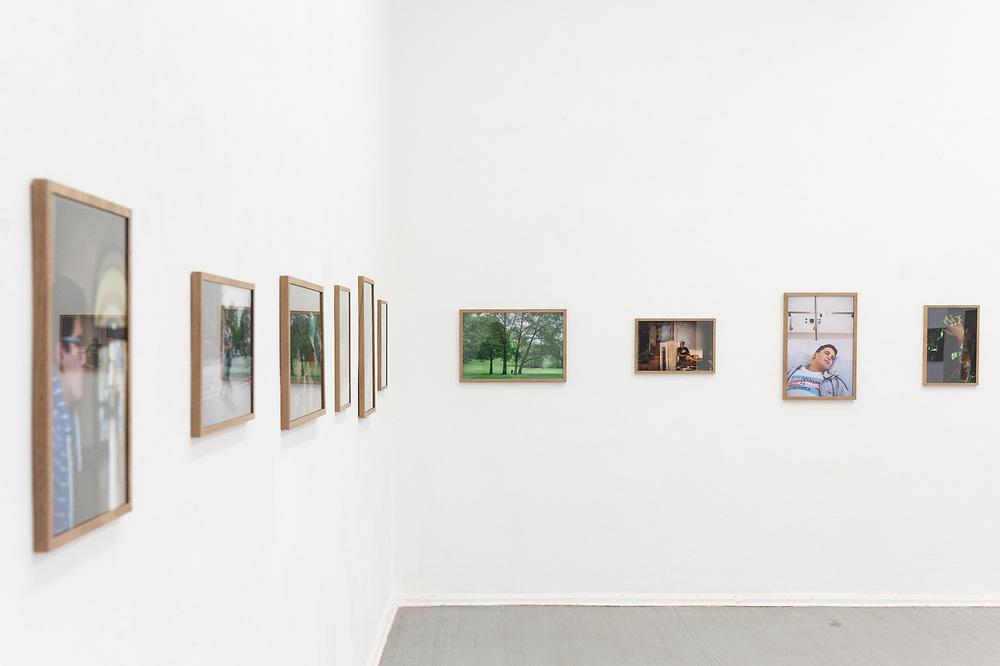 """März 2018 Künstlerhaus Bethanien Gemeinschaftsausstellung """"Nimm mich mit"""""""