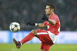 December 6, 2017 - Na - Porto, 06/12/2017 - Football Club of Porto received, this evening, AS Monaco FC in the match of the 6th Match of Group G, Champions League 2017/18, in Estádio do Dragão. Rony Lopes  (Credit Image: © Atlantico Press via ZUMA Wire)