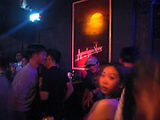 Vietnam, Saigon: at the Apocaypse Now discotheque.
