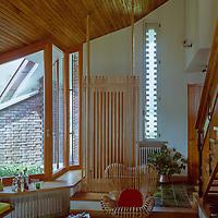 Architects BBPR (Gian Luigi Banfi, Lodovico Belgiojoso, Enrico Peressutti, Nathan Rogers), 1964