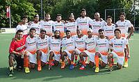 DE HAAG - Het team van India heeft tijdens de World Cup Hockey de velden van Klein Zwitserland als thuisbasis. COPYRIGHT KOEN SUYK