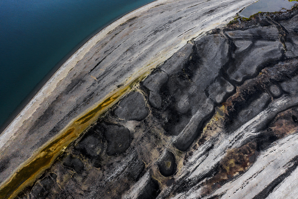 Shoals of Prins Karls Forland, Spitsbergen
