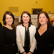 08.12.2016                   <br /> Pictured at the launch of the Shannon Airport Christmas Racing Festival at Hunt Museum were, Laura Chawke, Shannon Group, Mary Considine, Shannon Group and Karen Shanahan, Limerick Racecourse. Picture: Alan Place
