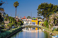 Venice Beach, Canals, California