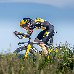 EMMEN (NED) June 16: <br />CYCLING <br />Dutch Nationals Time Trail men U23 Owen Geleijn