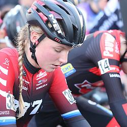12-01-2020: Wielrennen: NK Veldrijden: Rucphen<br /> Annemarie Worst