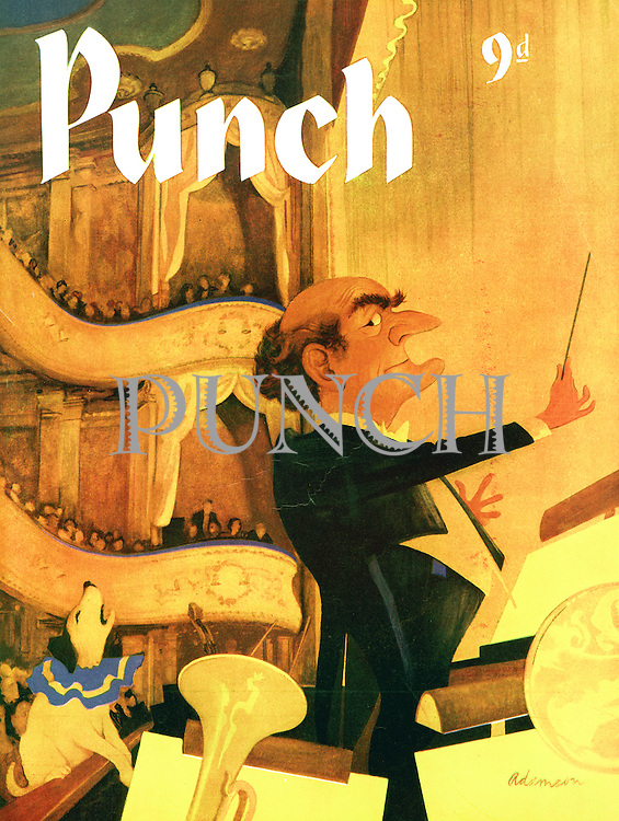 Punch (frotn cover, 20 May 1959)