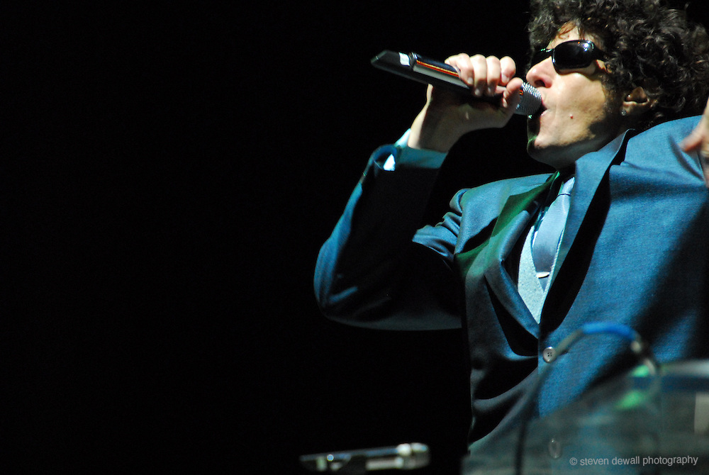 Mike D of The Beastie Boys performs at Sasquatch Music Festival in Goerge, WA. in 2008