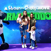 Shaun the Sheep Movie: Farmageddon, London, UK