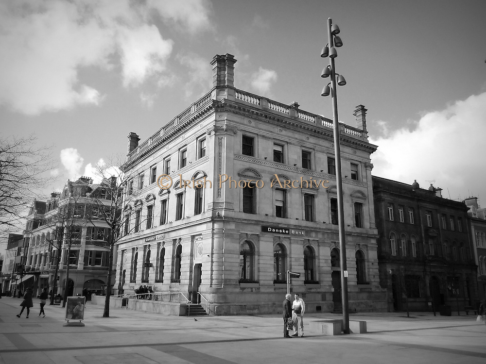 Northern Bank, Shipquay Place, Derry, 1866,