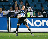 Fotball<br /> Tippeligaen Eliteserien<br /> Ullevaal Stadion 24.09.06<br /> Foto: Kasper Wikestad<br /> <br /> Vålerenga VIF - IK Start<br /> Starts debutant Tommy Runar