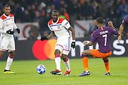 FOOTBALL - UEFA CHAMPIONS LEAGUE - OLYMPIQUE LYONNAIS v MANCHESTER CITY 221118